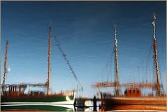 180 Grad ... (der bischheimer) Tags: boot segelboot ostsee baltic mecklenburgvorpommern canon derbischheimer