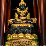 Jadebuddha im Wat Phra Kaeo, Thailand