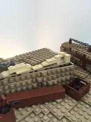 Trench Sandbags #lego#xool#WW1#battle#nice#build#guns (Brick_Built_) Tags: lego xool ww1 battle nice build