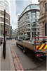 Inner City of London (Thomas Listl) Tags: thomaslistl color london uk greatbritain cityoflondon transporter street urban wideangle architecture car vehicle stripes windows skyscraper everydaylife 24mm vsco facade urbanjungle ngc