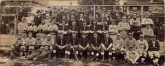 Winnipeg Senior Amateur Baseball League Players, 1930 (vintage.winnipeg) Tags: winnipeg manitoba canada vintage history historic sports