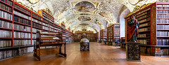 _MG_5071 - The Library of Strahov Monastery (AlexDROP) Tags: 2018 czechia czechrepublic europe prague praha art travel architecture color city wideangle urban canon6d ef16354lis best iconic famous mustsee picturesque postcard interior banner