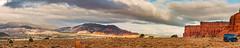 Capitol Reef, Utah (EdBob) Tags: capitolreef teasdale utah waterpocketfold landscape sandstone weather clouds sunrise morning nationalpark auto van camping dawn geology geological outdoors nopeople desert rocks panorama panoramic edmundlowephotography edmundlowe usa america southwest americansouthwest allmyphotographsare©copyrightedandallrightsreservednoneofthesephotosmaybereproducedandorusedinanyformofpublicationprintortheinternetwithoutmywrittenpermission