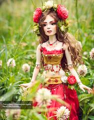 Роксолана-шарнирная-кукла-001 (yana.kozlova.dolls) Tags: bjddolls dolls dollsbjd кукла dollstyle шарнирнаякукла collectiondoll handmade авторскаякукла кукларучнойработы handmadedoll roxolana dollart