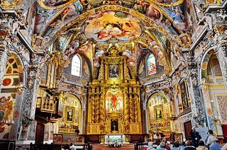 Valencia, Iglesia San Nicolás
