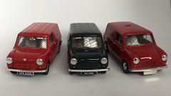 Lledo Vanguards / Corgi / Lledo - Assorted Mini Vans - Miniature Diecast Metal Scale Model Vehicles (firehouse.ie) Tags: cars car burburrys vehicule vehicle vans van minis miniatures miniature models model metal lledovanguards lledo corgi royalmail minivan minicar mini
