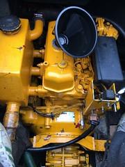 Vetus M3.10 (Sam Tait) Tags: vets m310 diesel 3 cylinder industrian marine boat narrowboat engine oil change maintenance springer