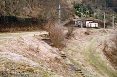 Retișoara(Ghelari) Terminus, KM 16 (combobyrudolf2) Tags: cfihunedoara caleaferatăminierăardeleană mocănițahunedoara romania românia hunedoara transylvanianminingrailway transylvania erdélyibányavasút narrowgaugerailway schmalspur 760mmgauge 760mm vintage industrialnarrowgaugerailway ghelari gyalár retișoara retyisóra retisoara retişoara kisvasút schmalspurbahn cfhc cfhg wolframwendelin wolfram wendelin 2000 ghelar comuna comunaghelari terminus ironore ironoremine minadefier abandoned județulhunedoara hunedoaracounty hunyadmegye románia