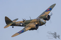 Bristol Blenheim L6739 (Newdawn images) Tags: bristolblenheiml6739 bristolblenheim bristol blenheim l6739 gbpiv arco aircraftrestorationcompany aviation aircraft airplane aeroplane airshow airdisplay shuttleworthcollection shuttleworth oldwarden canoneos5dmarkiii canonef500mmf4lisusm