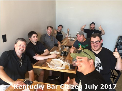 Kentucky July 2018