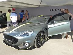 2018 Aston Martin Rapide AMR (jane_sanders) Tags: goodwood westsussex sussex festivalofspeed gfos fos astonmartinrapideamr astonmartin rapide amr