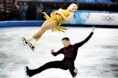 Oooh, that's gonna hurt! (Fotofricassee) Tags: figure skaters falling ice pain