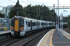 Get them whilst you can ( 2 ) . (AndrewHA's) Tags: hertfordshire bishopsstortford railway station train abellio greater anglia class 379 electric multiple unit emu bombardier derby works 379002 stansted express 1b20