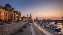 Postcard Greetings From Dresden (RudyMareelPhotography) Tags: dresden germany saxony cityscape sachsen flickrclickx flickr ngc