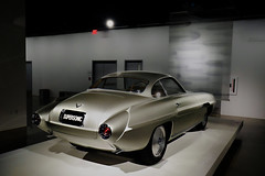 1953 Fiat 8V Supersonic - Ghia Coupe (xtaros) Tags: supersonic grey gray silver preciousmetal precious metal xtaros petersenautomotivemuseum petersen losangeles california 1953fiat8vsupersonicghia 1953 fiat 8v ghia 1953fiat8vsupersonic ghiacoupe motor avtomobil automobile automòbil awto automobil automóvil auto gluaisteán automóbil mota otomobil autó ụgbọala bifreið mobil automobilis automašīna fiara motokā kereta talkarozzi bil galimoto samochód automóvel gawaarida koloi gari sasakyan tomobil imoto 汽车 汽車 자동차 自動車 سيارة ഓട്ടോമൊബൈൽ گاڑی ਆਟੋਮੋਬਾਈਲ ऑटोमोबाइल ઓટોમોબાઇલ মোটরগাড়ি