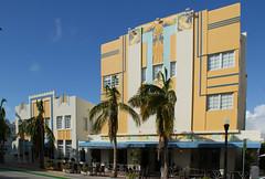 Art Deco, Miami (Suzanne's stream) Tags: artdeco miami florida us oceanview house haus