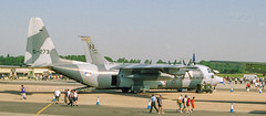 G-273 Lockheed C-130H Hercules msn 5273 336Sq Royal Netherlands AF (eLaReF) Tags: g273 lockheed c130h hercules msn 5273 336sq royal netherlands af