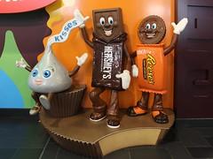 Hershey's Chocolate World. (Joseph Skompski) Tags: hersheypa hershey pennsylvania hersheychocolateworld chocolate candy food nutrition delicious sweet