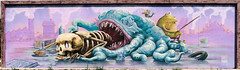 Street art by Bungle CED, Toul (Meino NL) Tags: streetart toul france frankrijk bungleced cedricmillo