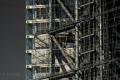 Inner Framework (ARTUS8) Tags: flickr technik innenarchitektur nikon28300mmf3556 linien modernearchitektur nikond800 minimalismus