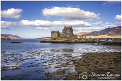 Eilean Donan (Sharon Emma Photography) Tags: snow snowcappedmountains sunshine eileandonancastle eileandonan kyleoflochalsh dornie eileandonnain island lochduich lochlong lochalsh castle clanmackenzie clanmacrae iconic mountains rocky water loch sky clouds dramatic dramaticlandscape peninsula innerhebrides scotland scottishhebrides pictureperfect picturesque view nature naturalworld wildlife wild ngc beautiful pretty ideal stunning peaceful nikon nikond7200 d7200 sharonemmaphotography sharongoldring sharonemmagoldring sharondowphotography sharondow february2018 2018 holiday travelling