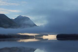 Alouette Lake morning