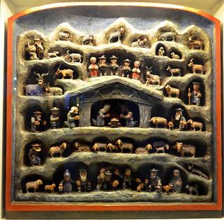Nativity Scene @ Museum Of Tyrolean Folk Art [Innsbruck - 24 August 2017]