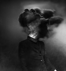Noise (Sabine Fischer) Tags: selfportrait fineartportrait fineart fineartphotography surreal portrait surrealportrait conceptual