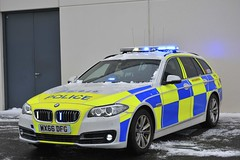 WX66 DFG (S11 AUN) Tags: avon somerset police bmw 530d 5series estate touring anpr traffic car rpu roads policing unit 999 emergency vehicle triforce wx66dfg