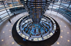 Reichstag, Berlin (northcountrygirl) Tags: reichstag bundestag berlin germany travel parliament normanfoster dome architecture sigma1020 canon60d