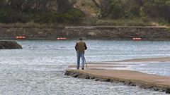 High Tide (blachswan) Tags: portfairy victoria australia southernocean hightide thepassage moyneriver griffithsisland