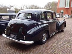 1953 Humber Pullman Mk. III (Skitmeister) Tags: dz1721 car auto pkw voiture carspot skitmeister nederland netherlands holland