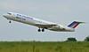 Fokker F100 n° 11492 ~ F-GPXB  Air France (Aero.passion DBC-1) Tags: meeting tours 2005 dbc1 david biscove aeropassion avion aircraft aviation plane airshow fokker f100 ~ fgpxb air france