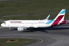 Eurowings Austria Airbus 320-214 (c/n 6992) (Manfred Saitz) Tags: vienna airport schwechat vie loww flughafen wien eurowings austria airbus 320 a320 oeiqa oereg