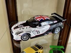 NISSAN GT-R FIA GT1 WORLD CHAMPIONSHIP 2010 TEAM SUMO POWER GT M.KRUMM/P.DUMBRECK #23 (Giannizzero72) Tags: sumopower diecast 118 autoart gt1 gtr nissan