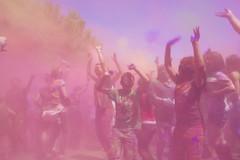 Holi Holi (Pete Foley) Tags: dance holifestival lasvegas nevada sunsetpark nikond800 petefoleyphotography colors colours rainbow rainbowbridge celebration fun