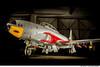 Lockheed TF-33A Thunderbird (Força Aérea Brasileira - Página Oficial) Tags: 2014 ataqueleve fotojohnsonbarros lockheedtf33a musal museuaeroespacial treinador ensaiomusal riodejaneiro rj brasil br thunderbird shootingstar aircraft nightshot lightpainting t33 light