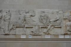 Elgin Marbles (afagen) Tags: london england uk unitedkingdom greatbritain camden bloomsbury britishmuseum museum parthenon parthenonmarbles elginmarbles duveengallery phidias sculpture