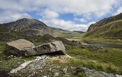 Llyn Idwal - Snowdonia, Wales (jack.mihlenstedt) Tags: ngc wales llyn idwal snowdon snowdonia nationalpark landscape mountains nikon nikond750 nikon1635mm hoya