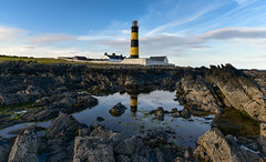 Lifehouse (trojanhorse1956) Tags: point johns st down county ireland northern lighthouse nikon d750 reflection