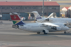 ZS-PYM British Aerospace 146-200 Airlink (pslg05896) Tags: zspym bae146 airlink jnb faor johannesburg ortambo
