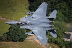 F15E Strike Eagle (AdrianH Photography) Tags: nikon d500 200500mm wales aviation aeroplanes jets usaf
