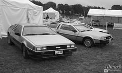 DeLorean (AllmarkPhotography) Tags: aston martin ferrari carfest 2018 bolesworth cheshire country open wheel track chris evans classic cars vintage sports exotic