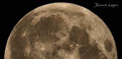 Juste après l'éclipse... | Just after the eclipse... (֍ Bernard LIÉGEOIS ֍) Tags: france nouvelleaquitaine poitoucharentes vienne poitiers montamisé ensoulesse lune moon mond éclipse eclipse pleinelune fullmoon
