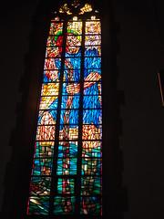 Christophorus (1elf12) Tags: kirche church stjodokus bielefeld germany deutschland christophorus farbglas stainedglass vitraux