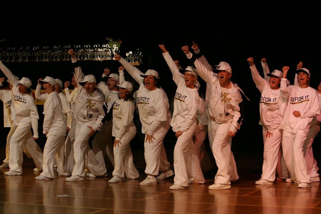 VM 2007 Bremen - Formation
