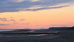 Dumfriesshire, in Scotland, from Seascale, Cumbria, England. (PeterDEccles) Tags: irishsea coast cumbriancoast cumbria cumbrian lakedistrict