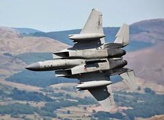 493rd sqn lakenheath video of the passes here The incredible F15C Grim Reapers of the 493rd squadron scream through LFA7, Mach Loop, UKhttps://youtu.be/gRDzML4wJ98 (Dafydd RJ Phillips) Tags: f14 f15c eagle strike loop mach lakenheath afb usa usaf low level 493rd sqn squadron