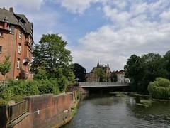 IMG_20180718_115032 (markusg2010) Tags: lüneburg stadt niedersachsen germany hanse hansestadt hanseatic lüneburgerheide altstadt deutschland backsteingotik roterosen