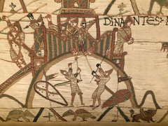 Bayeux Tapestry: 19 (DrBob317) Tags: france normandy bayeux bayeuxtapestry